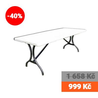 Skládací stůl 180 cm