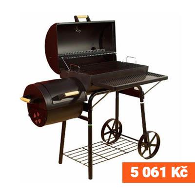 Zahradní BBQ gril, velký