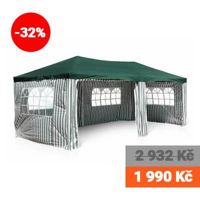 Zahradní stan 3 x 6 m
