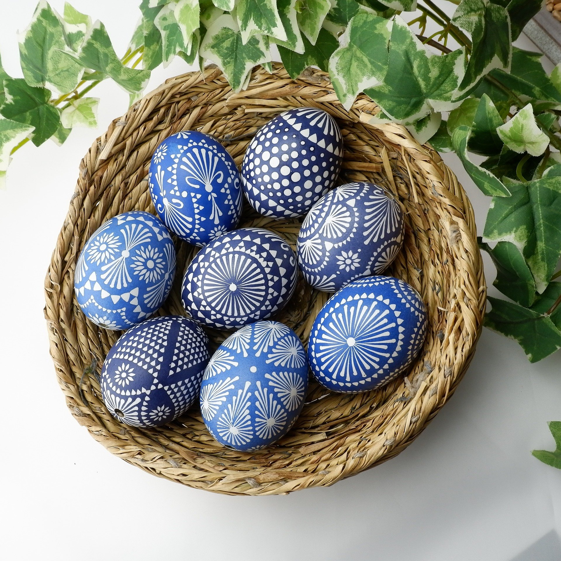 Tradiční velikonoční výzdoba